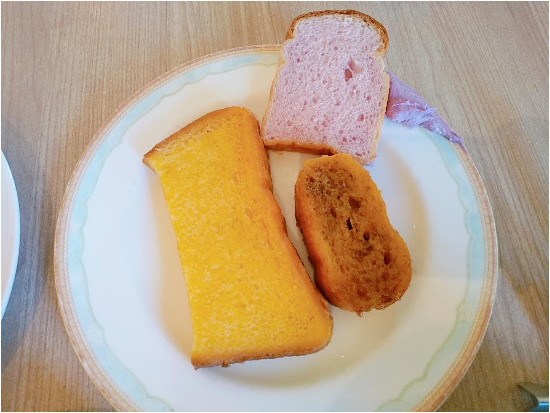ホテル日航アリビラ 朝食バイキング ベルデマール 黒糖フレンチトースト