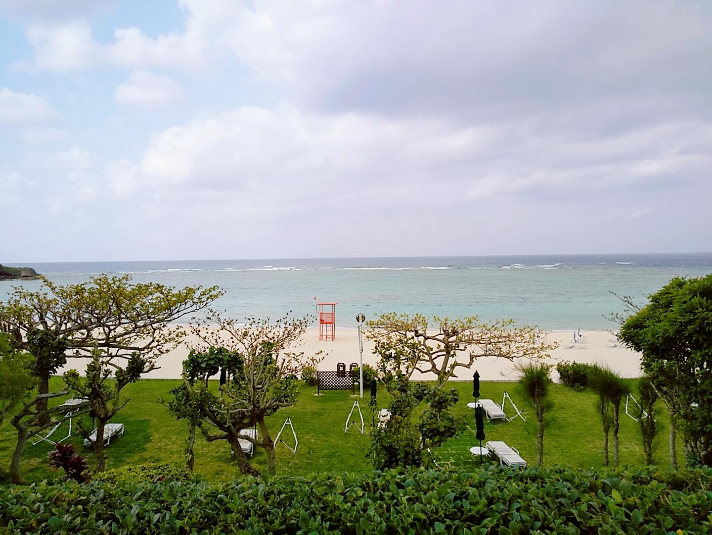 ホテル日航アリビラ ビーチ